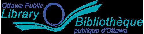 Ottawa Public Library Logo Bibliothèque d'Ottawa