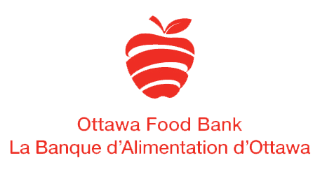 Ottawa Food Bank Logo La Banque d'Alimentation d'Ottawa